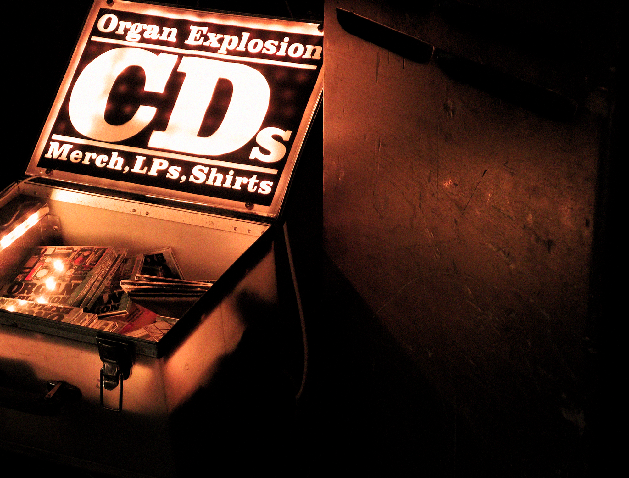 organ explosion shop