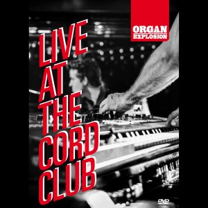 Organ Explosion DVD Cover